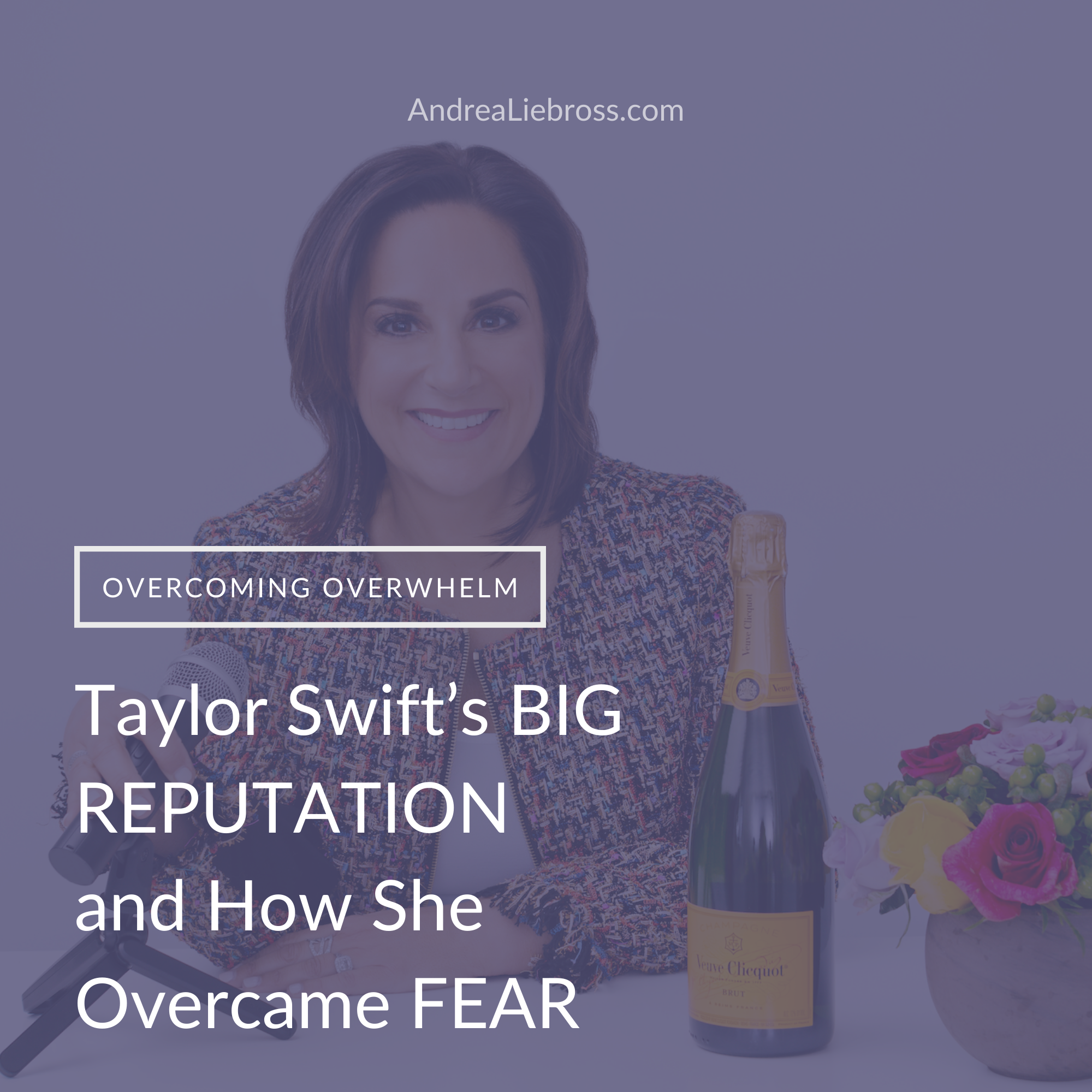 Taylor Swift's BIG REPUTATION and How She Overcame FEAR