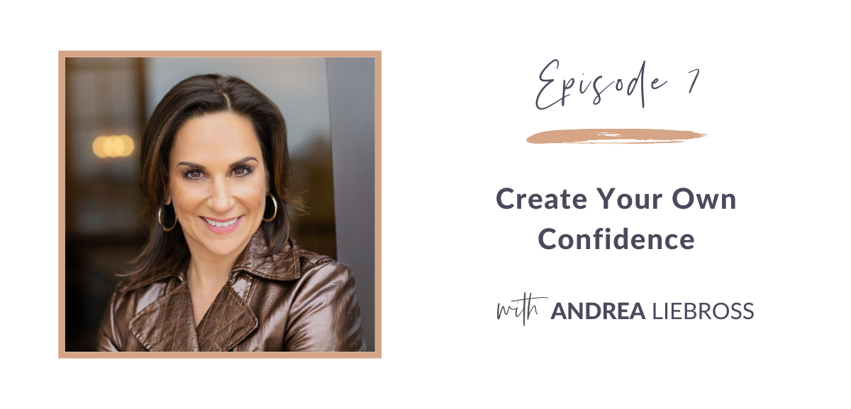 Create Your Own Confidence