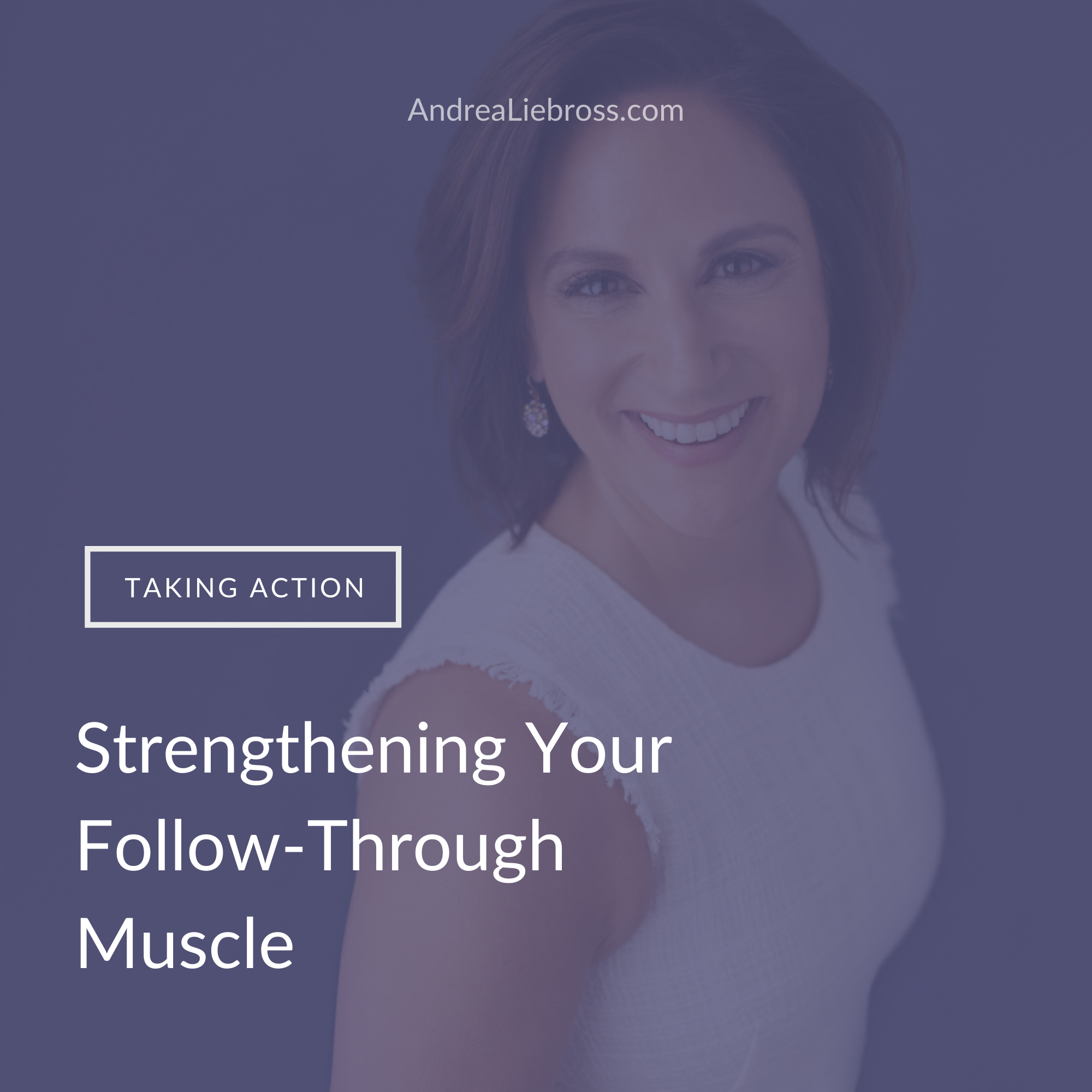 Strengthening Your Follow-Through Muscle