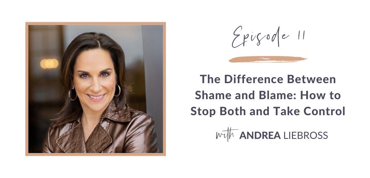 the difference between blame and shame