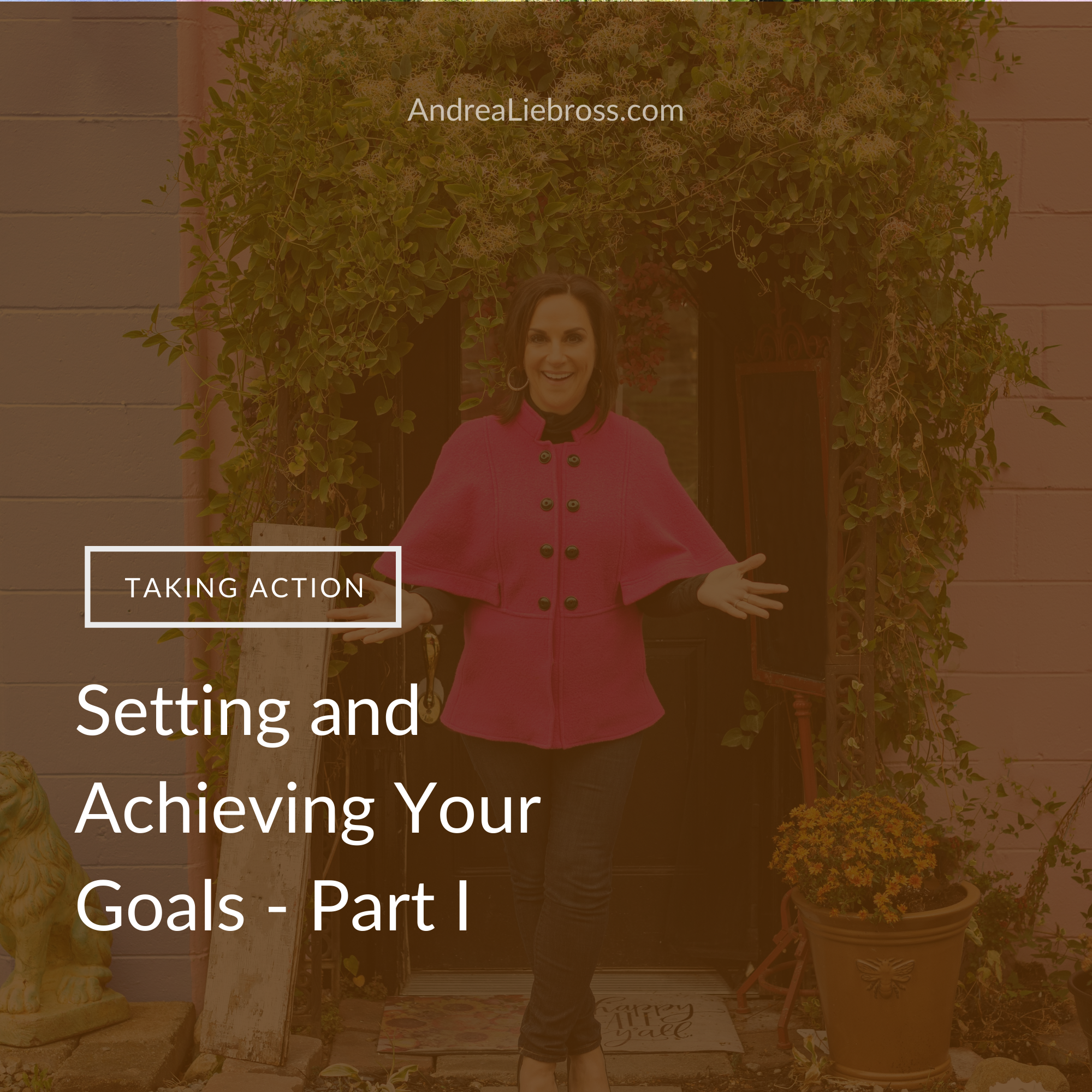 Setting and Achieving Your Goals - Part I