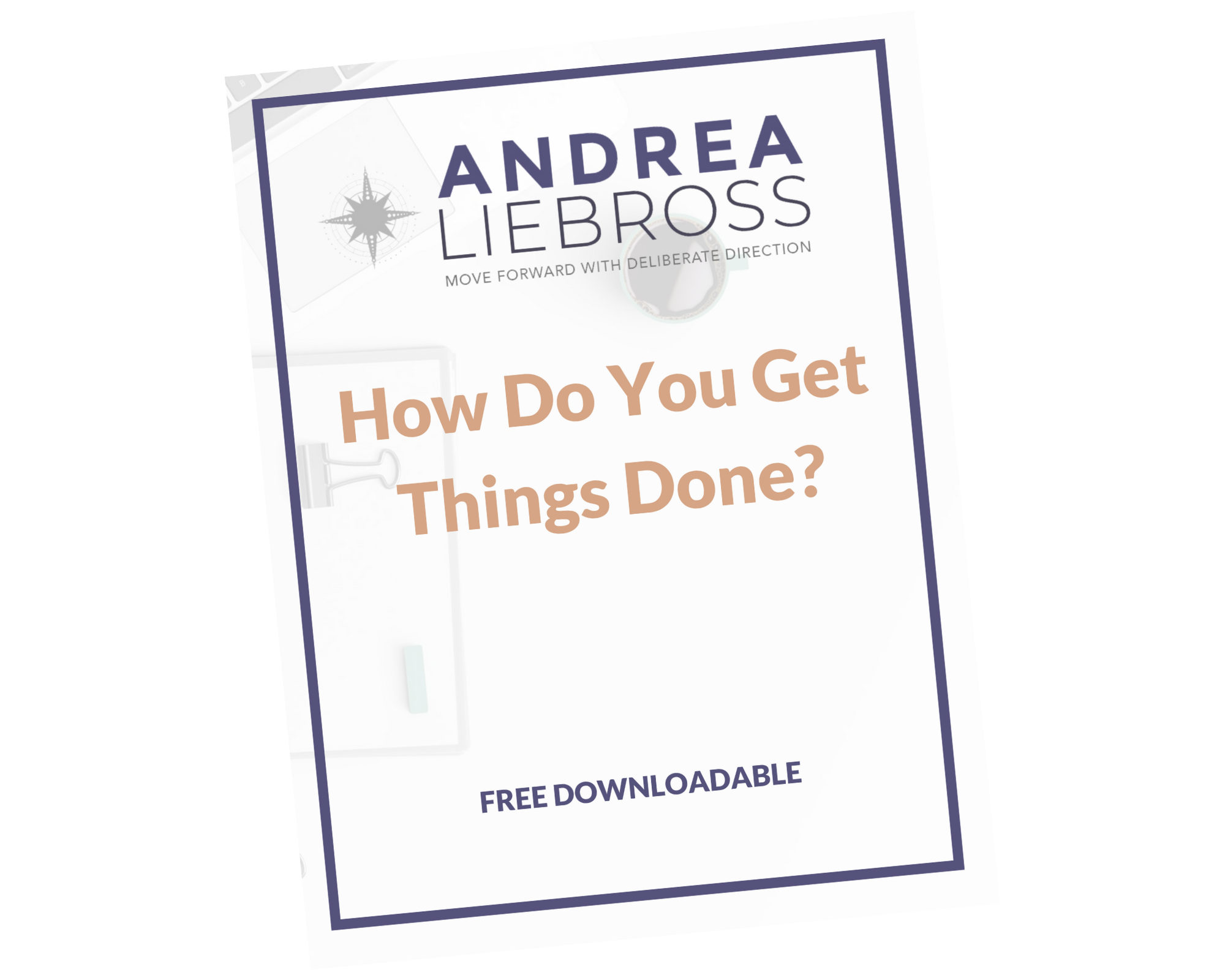 How Do You Get Things Done cover