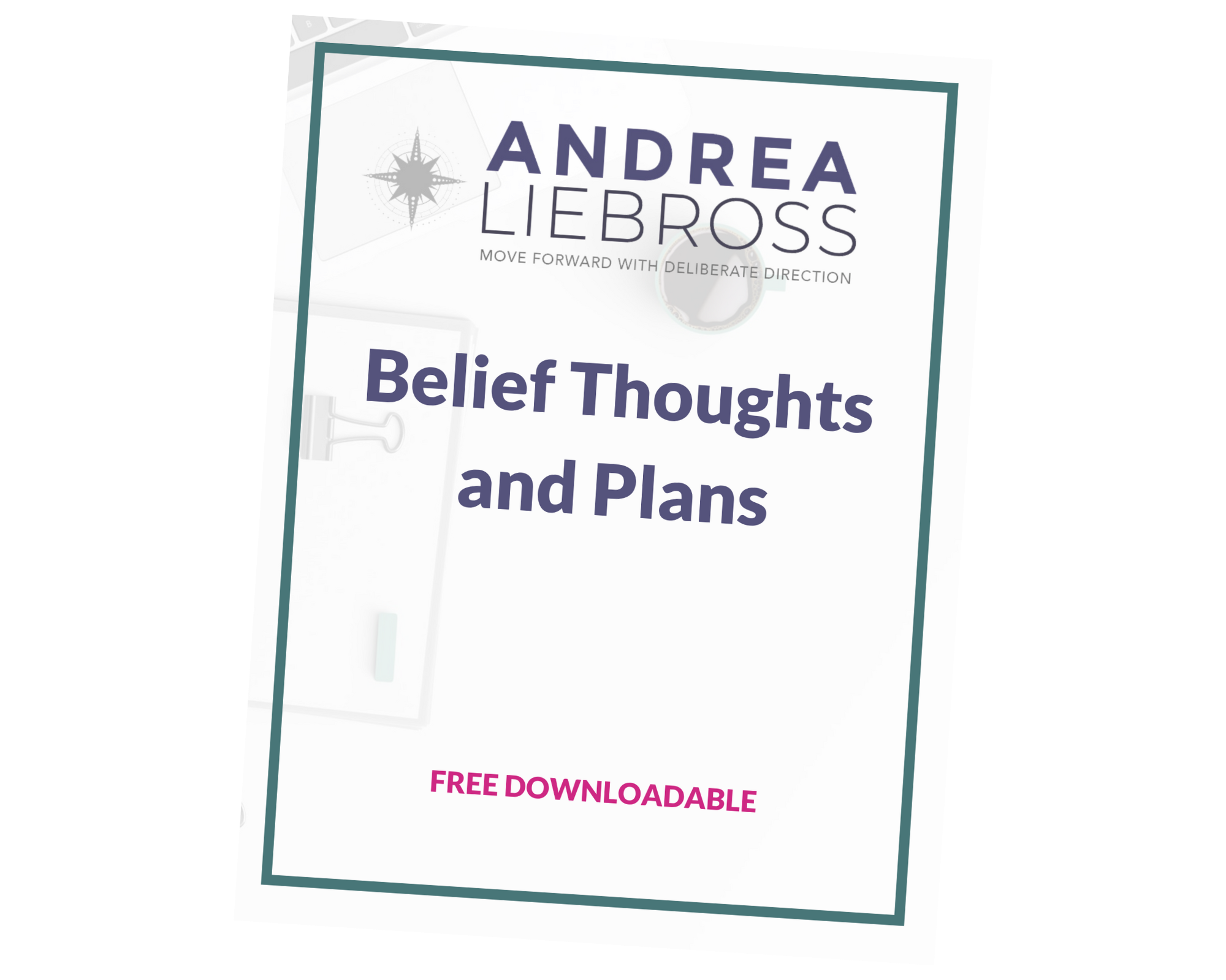 Belief Thoughts and Plans cover