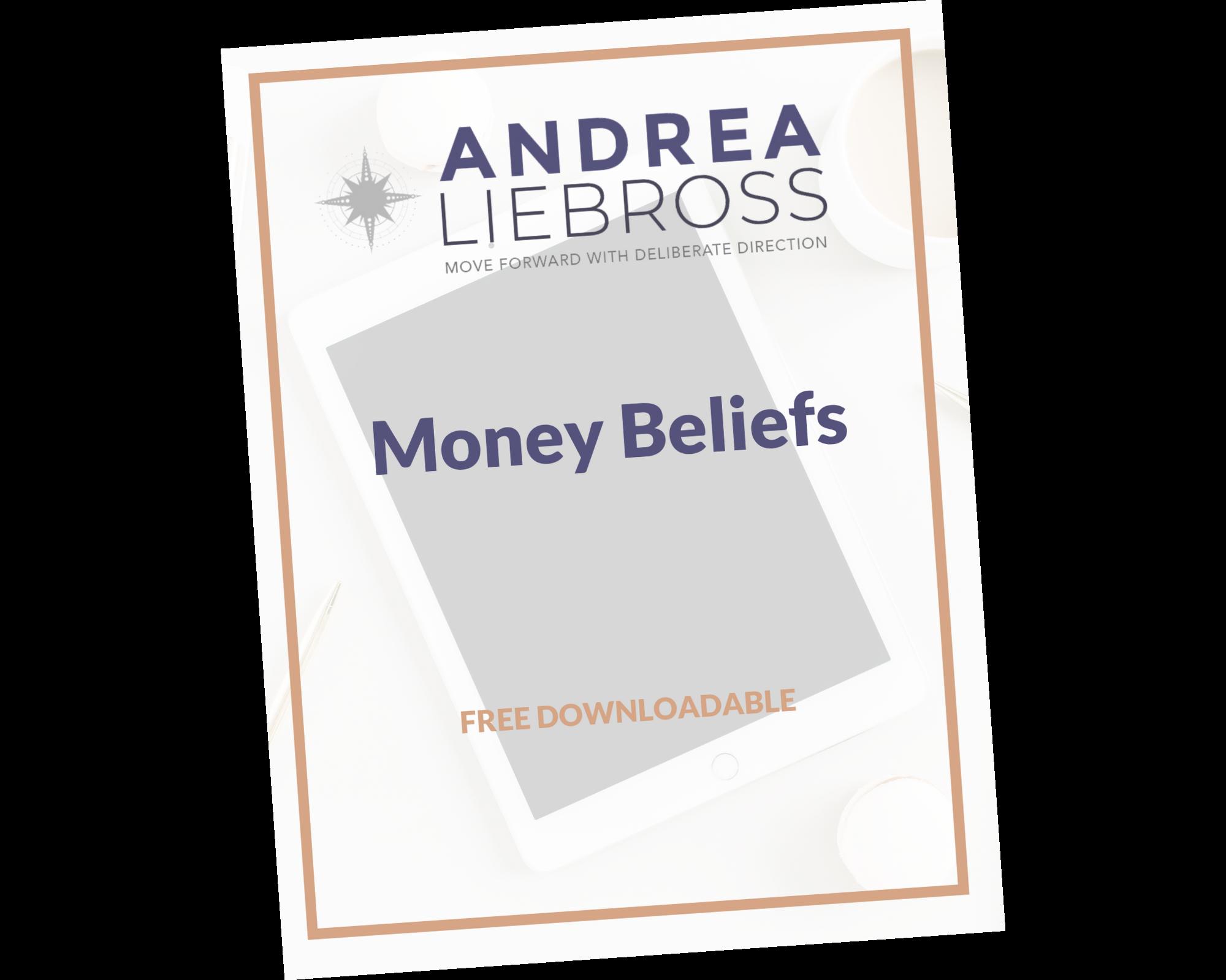 Money Beliefs cover
